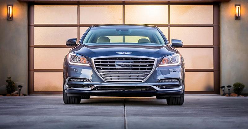 Genesis:Компания «Хендэ Мотор СНГ» предлагает выгодные условия кредитования на покупку автомобилей Genesis
