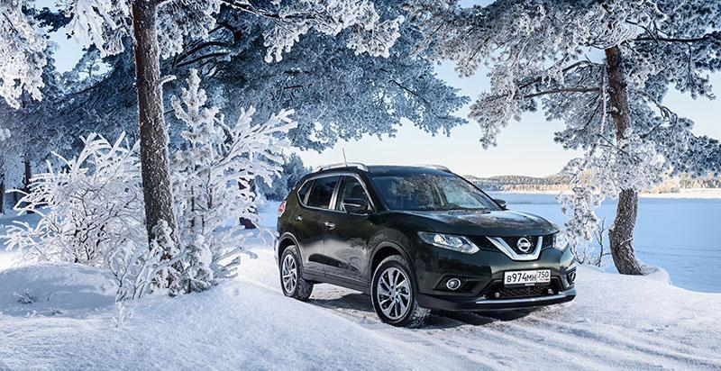Nissan предложил выгодные условия кредитования на покупку автомобилей бренда