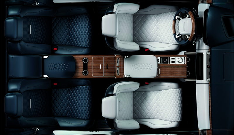 Land Rover:Jaguar Land Rover представляет абсолютно новый Range Rover SV Coupé