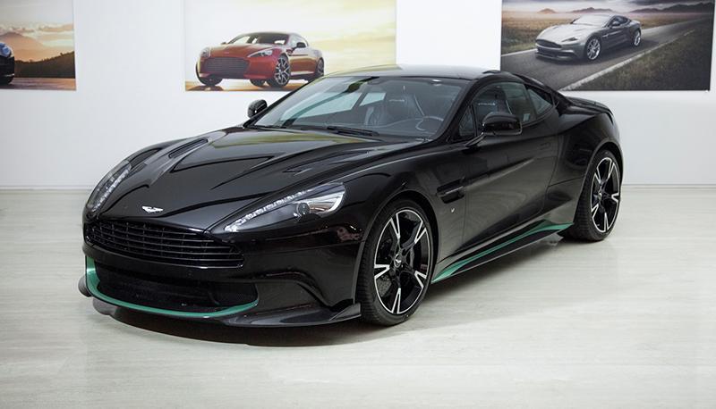 Aston Martin Авилон дарит более 5 000 000 рублей на покупку нового суперкара