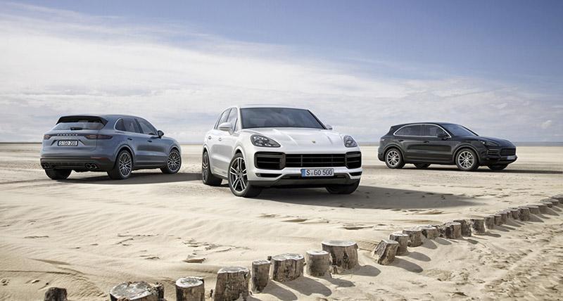 Объявлен старт продаж третьего поколения Porsche Cayenne в России