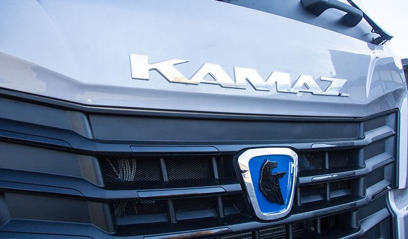 Kamaz:«КАМАЗ» разработал новую кабину для строительных самосвалов поколения К5