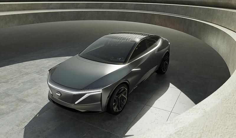 Nissan представил новый концепт-кар IMs