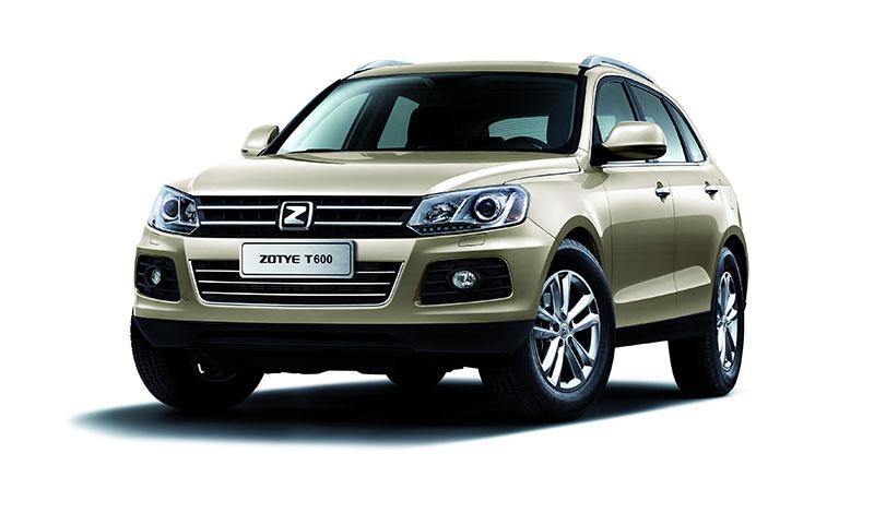 Автомобили Zotye по специальной кредитной программе от ЮниКредит Банк