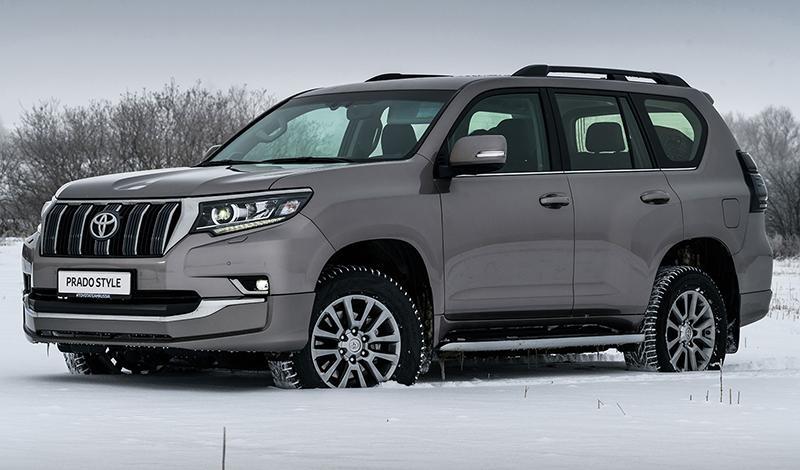 Специальная серия Toyota Land Cruiser Prado Style от 3 751 000 рублей: старт продаж 17 января 2019 года