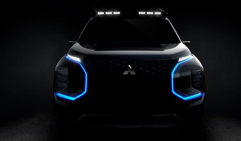 На Женевском автосалоне 2019 Mitsubishi представит новый концепт-кар Engelberg Tourer