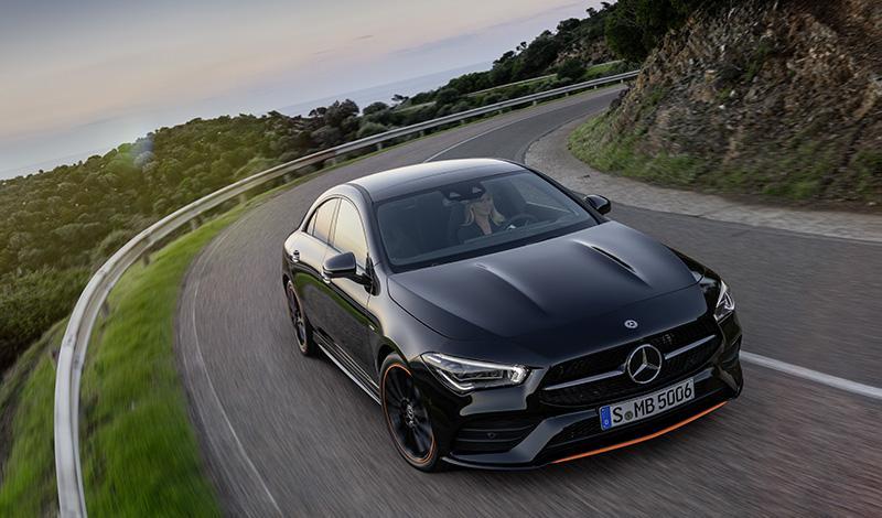 Новый Mercedes-Benz CLA 2019 года представлен официально