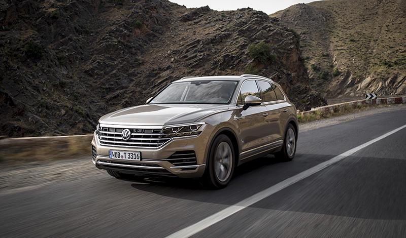 Volkswagen в январе представит специальные предложения на свои автомобили