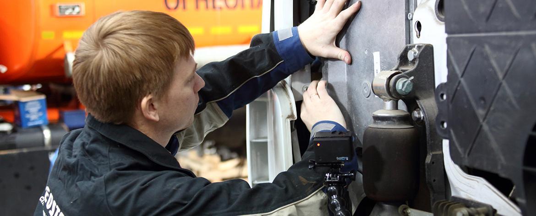 «КАМАЗ» разработал интеллектуальную транспортную информационную систему