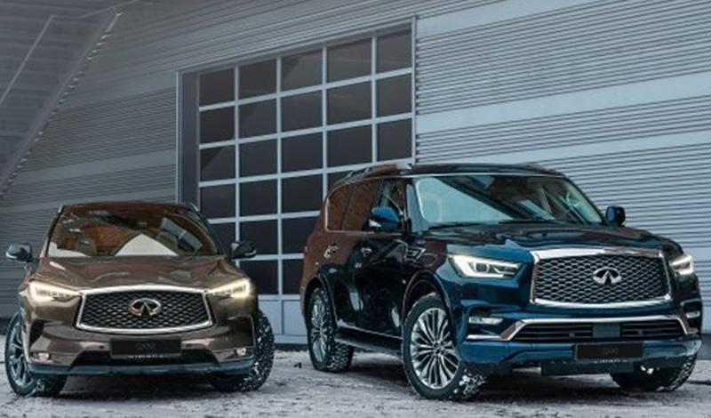 INFINITI запускает специальные цены на весь модельный ряд в январе 2019 года