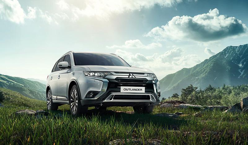 Mitsubishi объявляет о «замораживании» цен на Outlander 2019 года выпуска