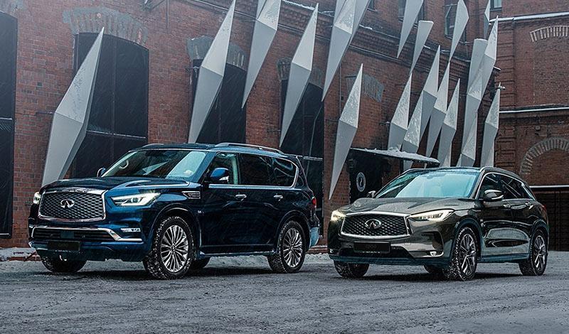 INFINITI запускает специальные ставки по кредиту на ряд автомобилей в январе 2019 года