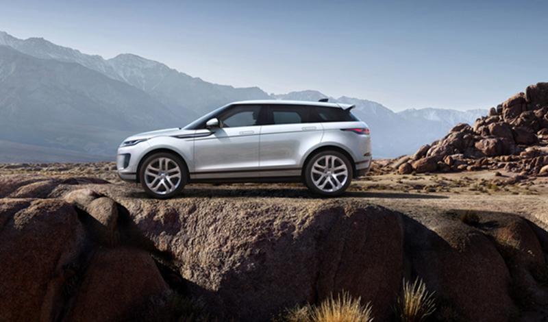 Новый Range Rover Evoque 2019: сервисный пакет от 79 000 рублей