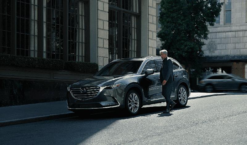 Mazda:Мазда отзывает CX-9 2019 года выпуска