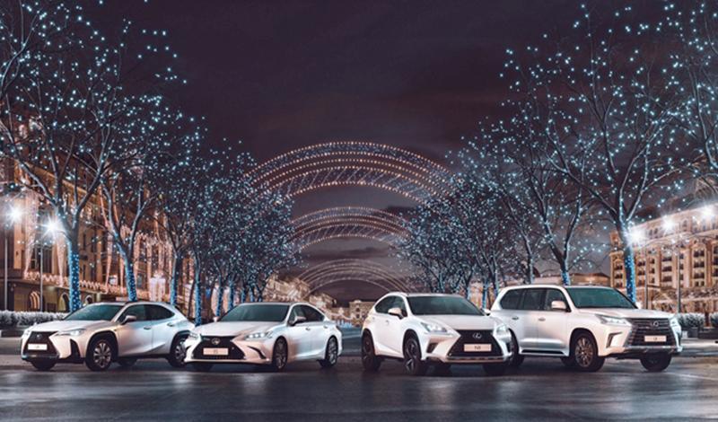Lexus не стал повышать цены с 1 января 2020 года на свой модельный ряд