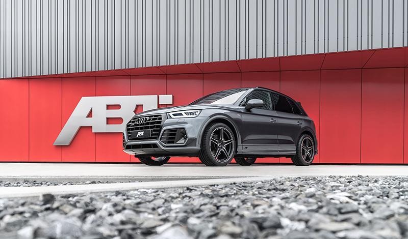 Audi Q5 ABT Edition - старт продаж ограниченной серии