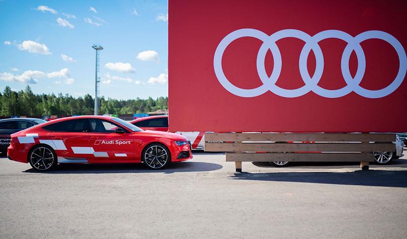 В России стартовало масштабное мероприятие Audi quattro days