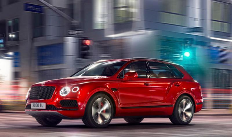 Bentley:Спортивная версия Bentayga V8 стала доступна во всех официальных дилерских центрах