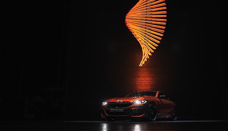 В России прошла премьера абсолютно нового BMW 8 серии Coupe