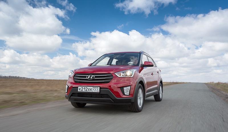 Hyundai:Хендэ Мотор СНГ объявляет о старте продаж лимитированной серии Hyundai Creta