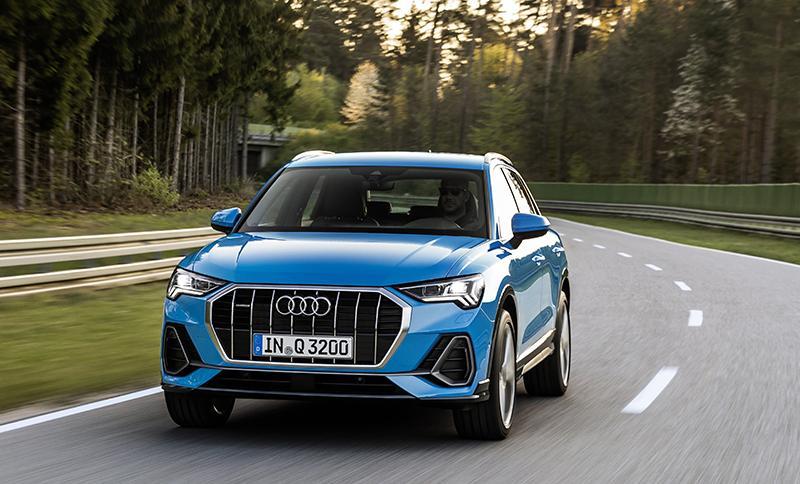 Новый уровень комфорта: новый Audi Q3 2019 года представлен официально
