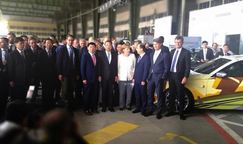 BMW Group и компания Great Wall Motor создадут в Китае совместное предприятие по разработке электромобилей