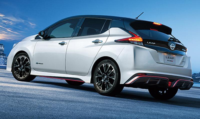 Nissan:В конце июля в Японии пройдет мировой дибют электромобиля Nissan Leaf NISMO