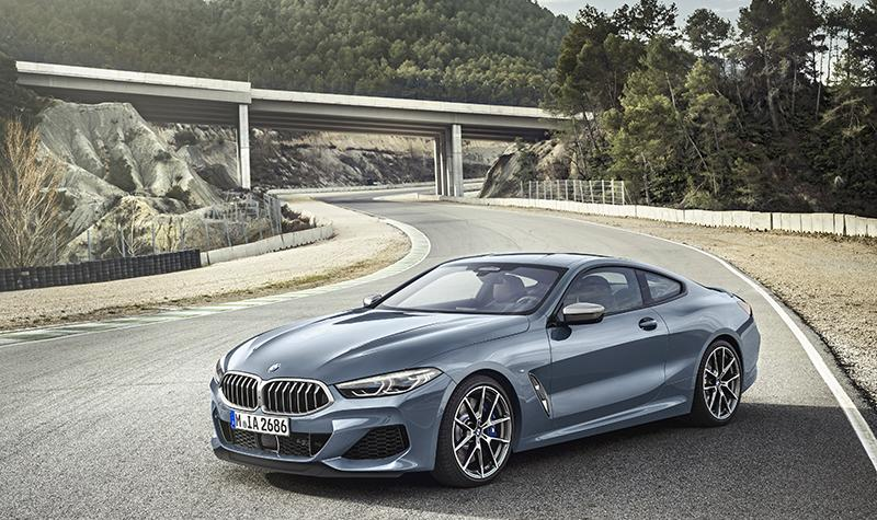 BMW Россия объявляет цены на новое спортивное купе BMW 8 серии Coupe