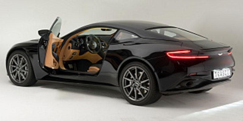 Компания Trasco Bremen GmbH разработала бронированный Aston Martin DB11 под заказ