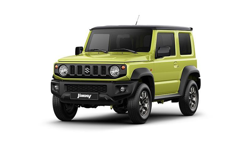 Suzuki:Suzuki представил новое поколение компактного внедорожника Jimny
