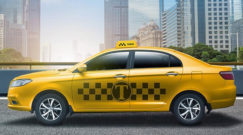 LIFAN поставил около 2 000 автомобилей в таксопарки