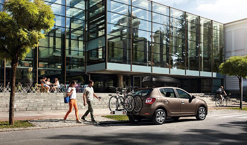 Renault Россия объявляет о старте продаж обновленных Renault Logan и Sandero в официальной дилерской сети