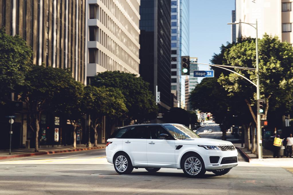 Land Rover:Range Rover 2019 модельного года получил ряд обновлений