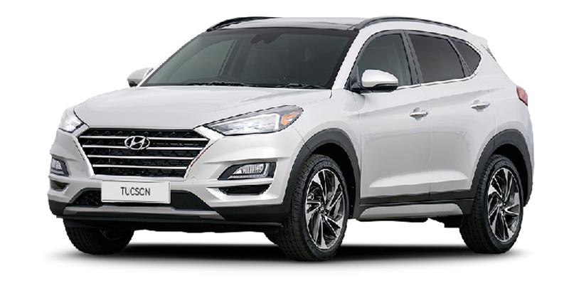В августе на российский рынок выйдет обновленный кроссовер Hyundai Tucson