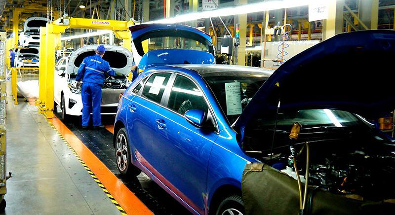 В Калининграде началось производство KIA Ceed третьего поколения