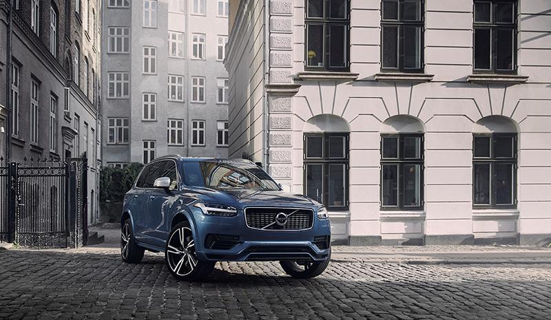 Volvo Cars Россия открывает прием заказов на внедорожник XC90 с новой гибридной силовой установкой