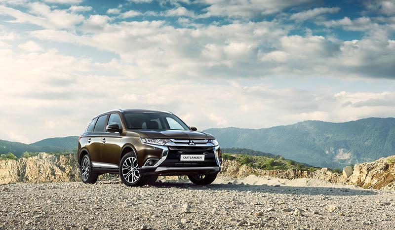 Mitsubishi:Компания ООО «ММС Рус» отметила продажу 5 тысяч автомобилей Mitsubishi в рамках программы «Diamond Car»