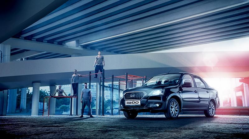 Datsun:Бренд Datsun объявляет о старте нового всероссийского воркаут конкурса