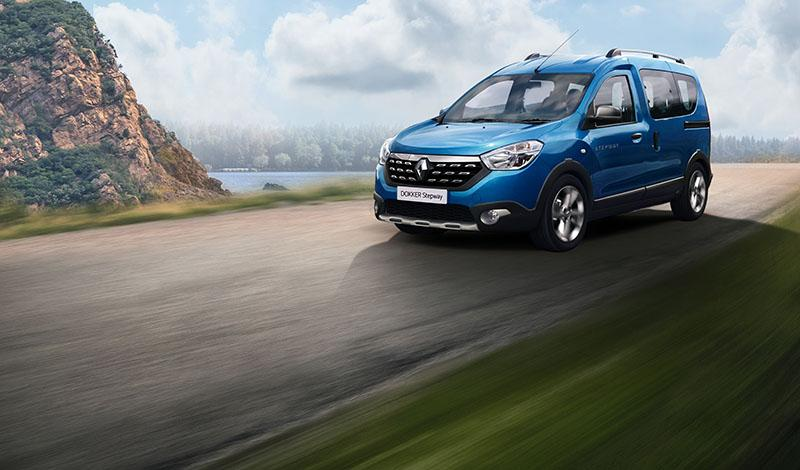 Стартовали продажи Renault Dokker Stepway