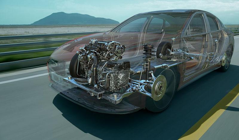Новая система изменения продолжительности открытия клапанов от Hyundai Motor Group