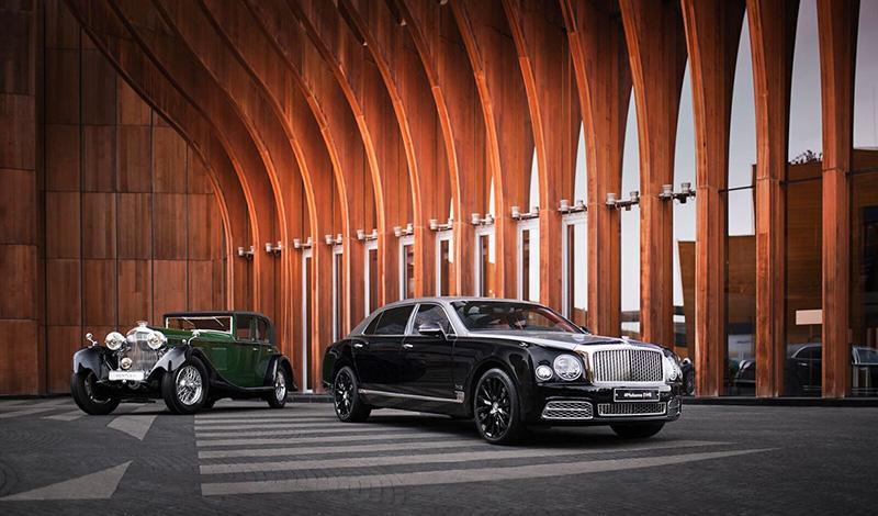 Только 3 из 100 Bentley Mulsanne W.O. Edition от Mulliner представлены в официальном дилерском центре «Bentley Москва»