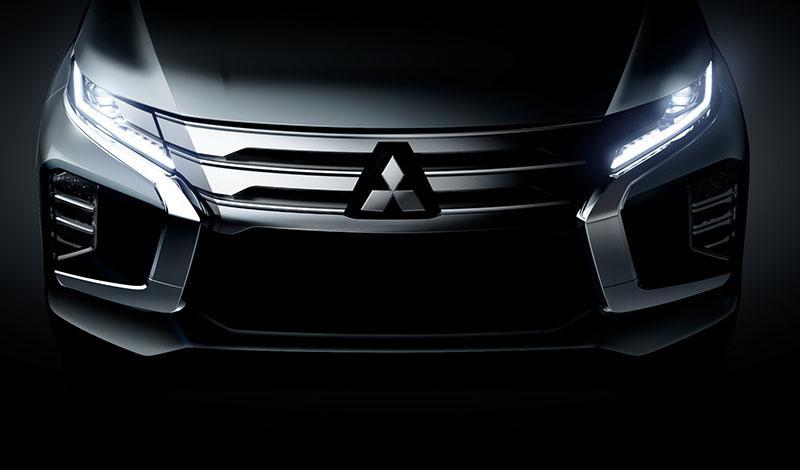Mitsubishi представит новый PAJERO SPORT 2020 в Таиланде 25 июля