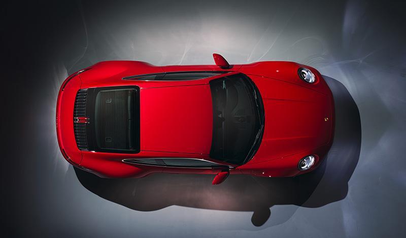 Porsche представила 911 Carrera Coupé с двигателем мощностью 385 л.с