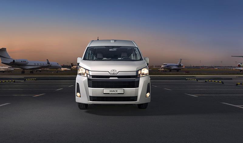 5 июля Тойота начала прием заказов на шестое поколение Toyota Hiace 2019 года