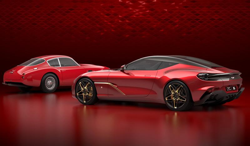 Спорткар Aston Martin DB4 GT Zagato поступит в продажу в конце 2020 года