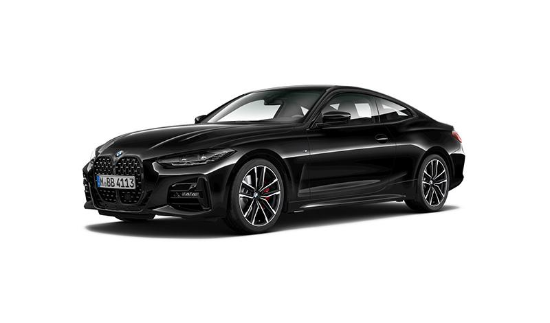 Дизельная BMW 420d xDrive Coupe получила комплектацию M Sport Pro Shadow Edition