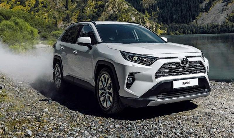 Toyota:RAV4 получил новые комплектации