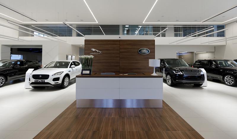 Новый официальный дилерский центр Jaguar Land Rover ГЕРМЕС открылся в Ставрополе