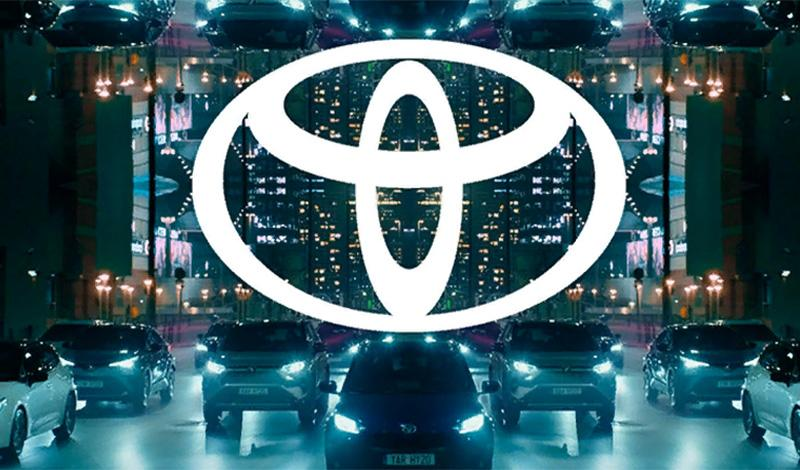 Toyota:Новый лого Toyota