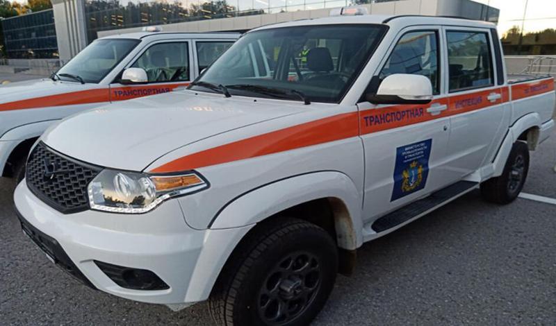 UAZ:УАЗ Пикап получил автомат